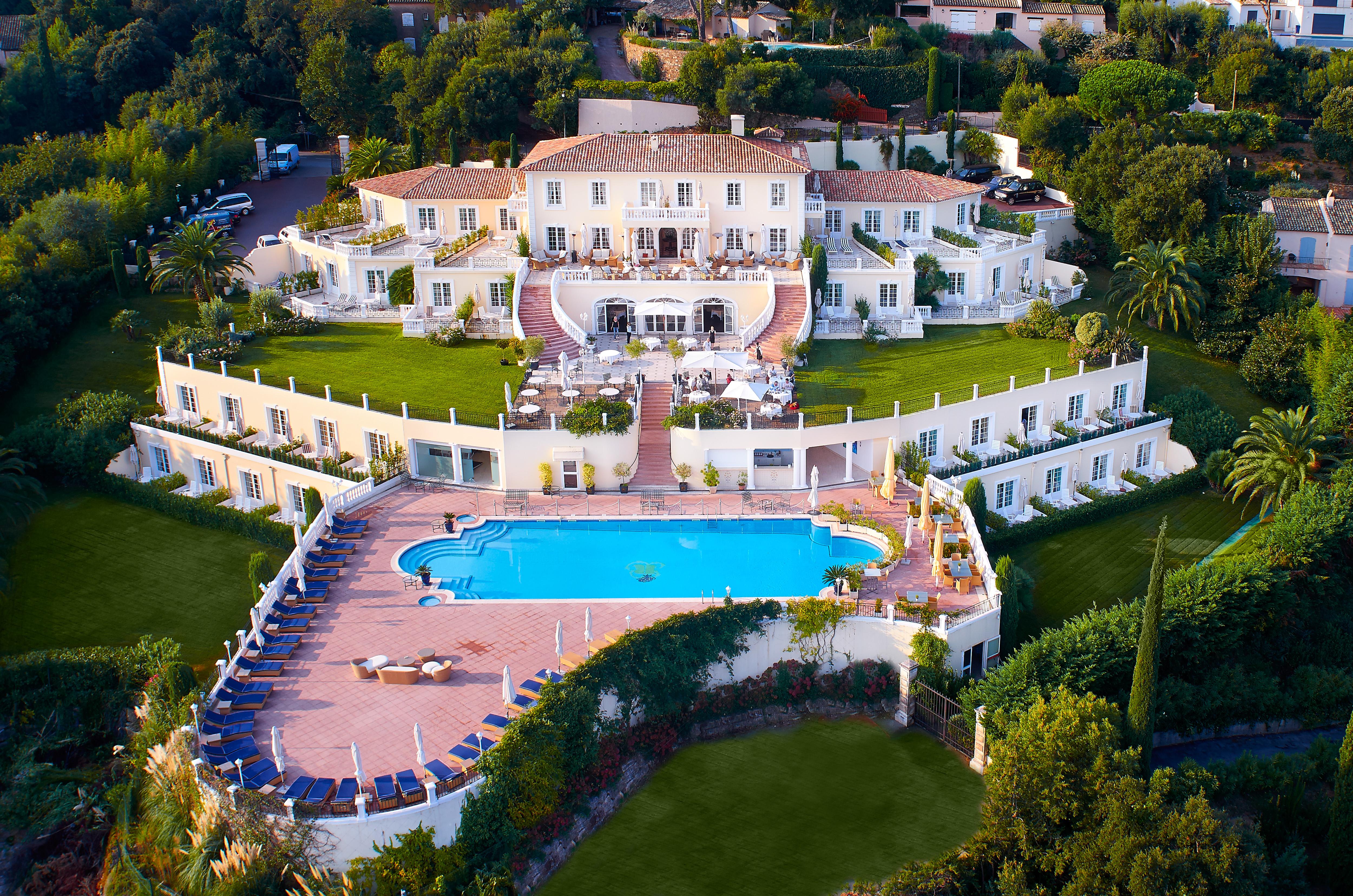 Le Concierge De Saint Tropez La Villa Belrose